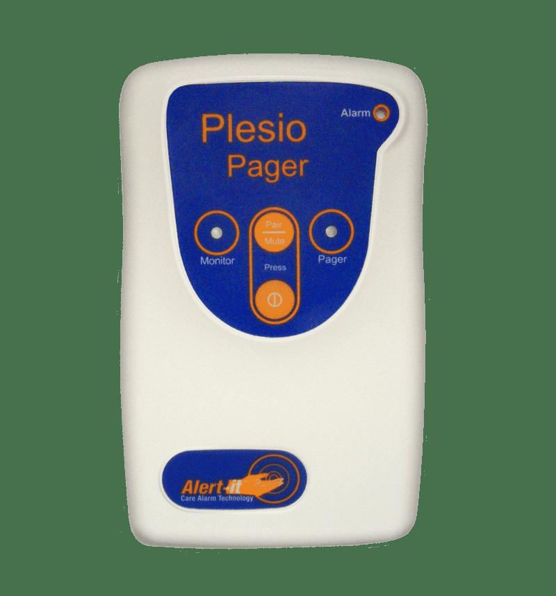 Plesio Care alarm pager