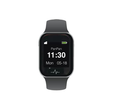 PanPan Smart Watch - GPS location, 2 way call and Emergency SOS